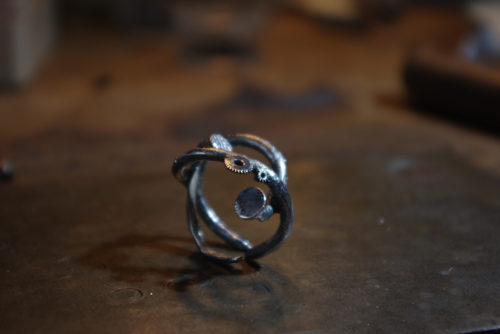 Nagelring